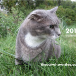 2015 Cat Calendar to start your year off on the right paw