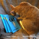 It is hard to open a book when you don't have thumbs